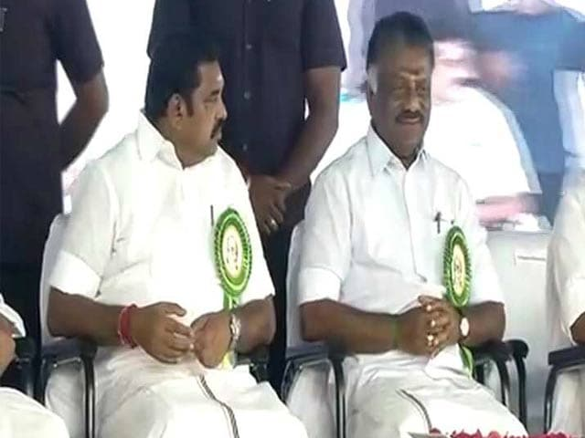 Video : Day After Big RK Nagar Loss, AIADMK Expels 6 Dhinakaran Loyalists