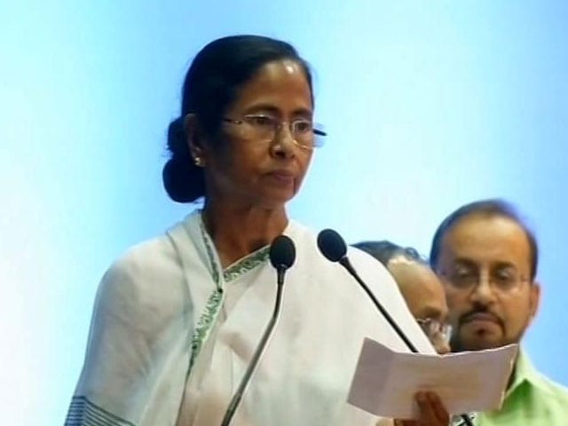 Video : Mamata Banerjee Says No Durga Idol Immersion On Muharram To Avoid Clashes