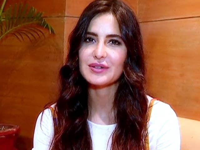 Video : Katrina Kaif Talks About The Importance Of Being Safety Aware