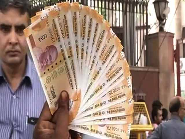 Video : Rs 200 Notes Are Here But Don't Go To ATMs For Them