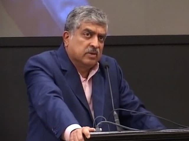 Video : Infosys Goes Back To Future With Nandan Nilekani 2.0