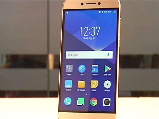 Video : The Hot City Hosts the Launch of a Cool Phone