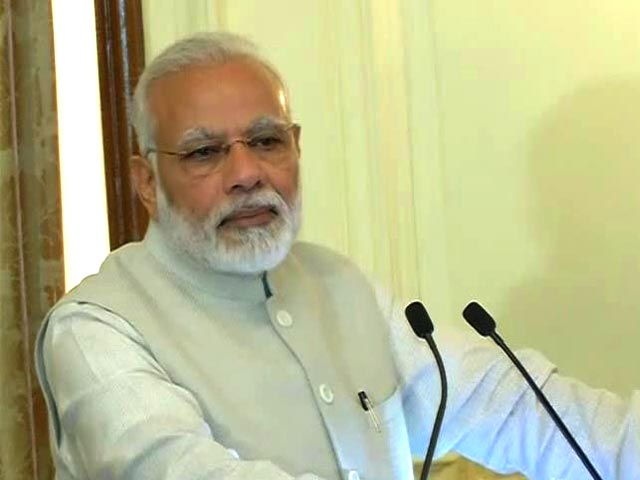 Video : 'Those Who Take To Violence Won't Be Spared': PM After Haryana Riots