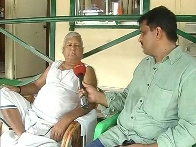 Videos : Exclusive: लालू बोले- भाजपा के साथ नीतीश को भी भगाएंगे