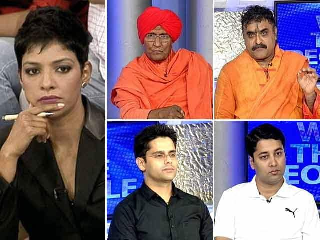 Video : We The People: Godmen Or Fraudmen?
