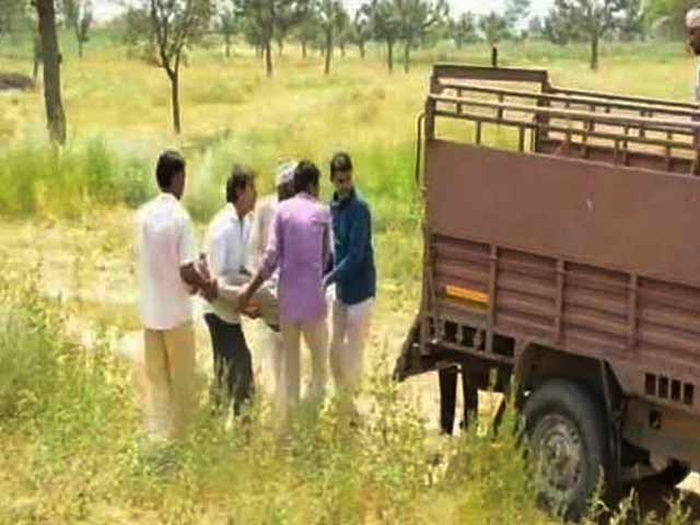 Video : Farmer Commits Suicide In Rajasthan, Government Denies Agricultural Distress