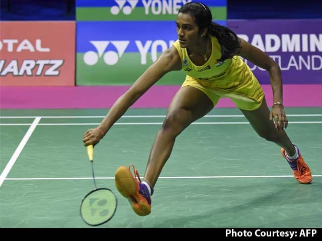 Video : PV Sindhu Could Have Played Better In The Final, Says Father