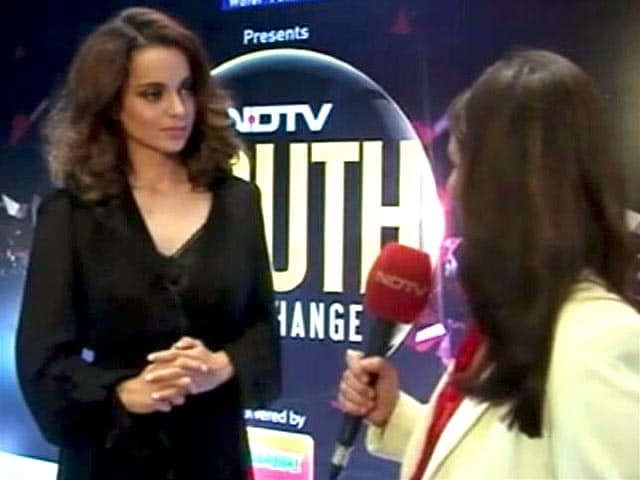 We Are Citizens First, Professionals Later, Cannot Live In A Cocoon: Kangana Ranaut