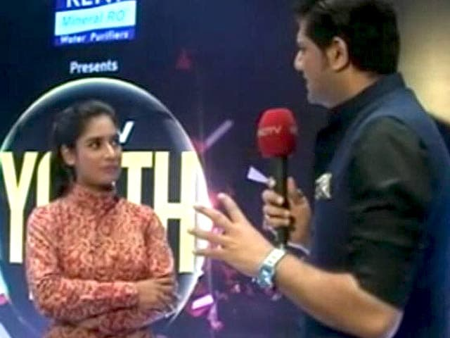 Video : Women's Cricket Is Finally Getting Its Due: Mithali Raj