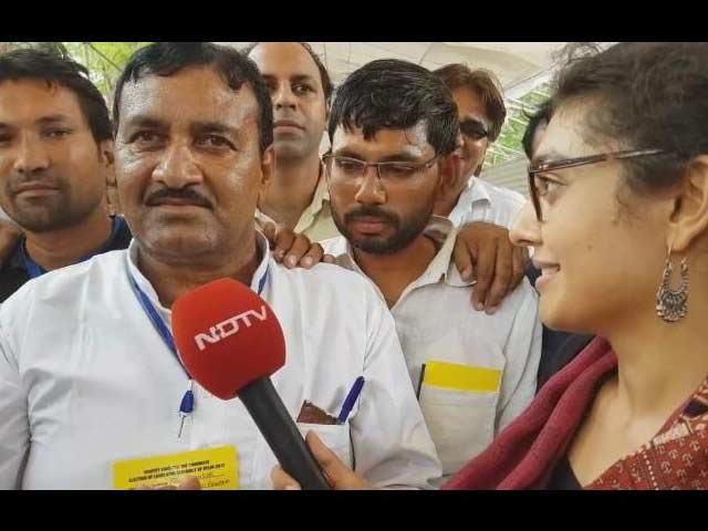 Video : AAP's Ram Chander, Who Won Bawana By-Election, Reveals Winning Formula