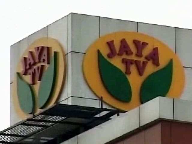 Video : Jaya TV Office, Sasikala Aides Raided By Taxmen Across Tamil Nadu