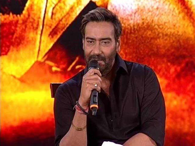 Video : किसी भी क्षेत्र में खुद को साबित करने के लिए व्यवहारिक होगा जरूरी है: अजय देवगन