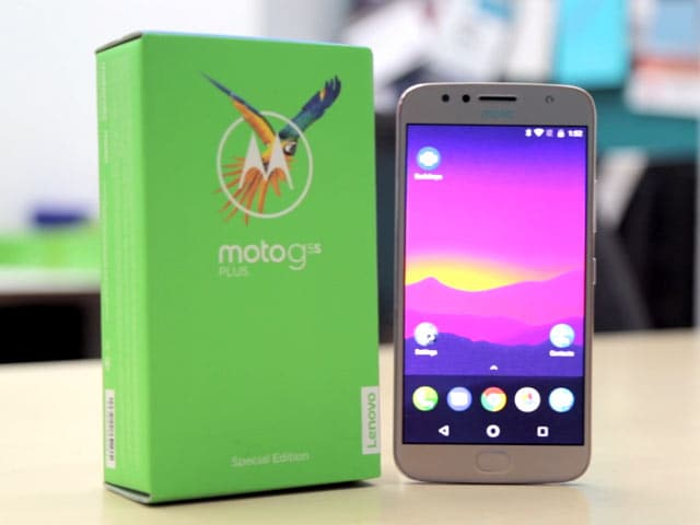 Video : Moto G5S Plus First Look