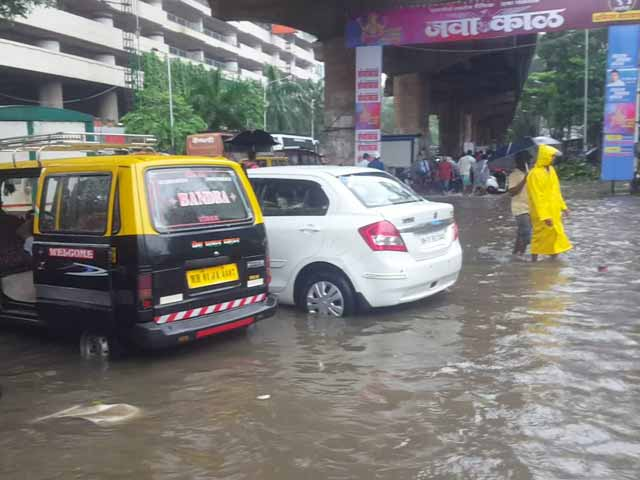 Video : Mumbai Sees Worst Rain Crisis Since 2005