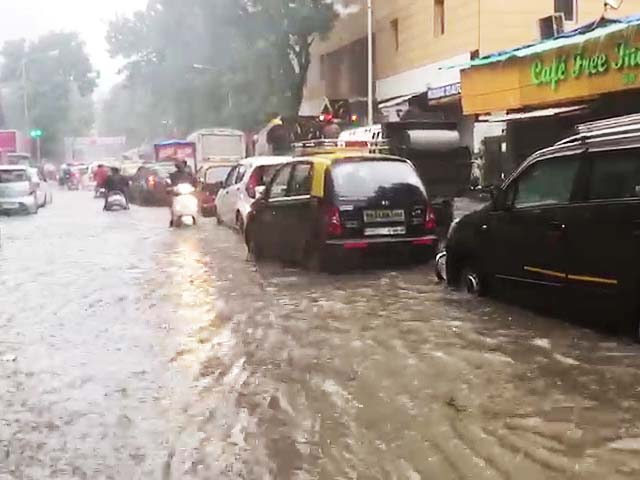 Video : Crores Spent, Still Mumbai Deluged
