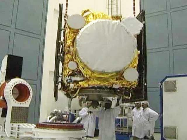 Video : India's First Private Sector Satellite To Be Launched By ISRO Today