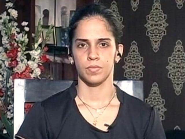 Videos : विश्व की नंबर वन बैडमिंटन खिलाड़ी बनना चाहती हैं सायना नेहवाल