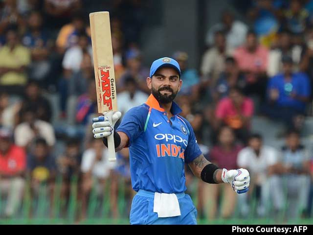 Video : 4th ODI: India Crush Sri Lanka By 168 Runs
