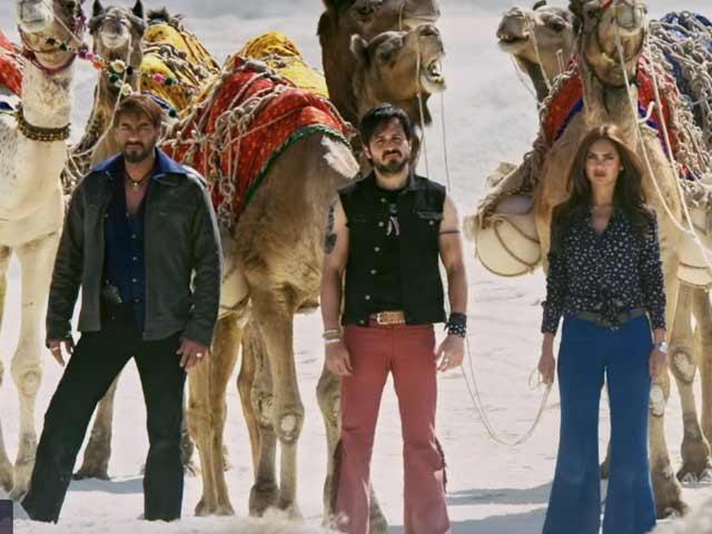 Videos : Movie Review: मसाला फिल्म के गुणो से भरपूर सुस्त कहानी है 'बादशाहो'