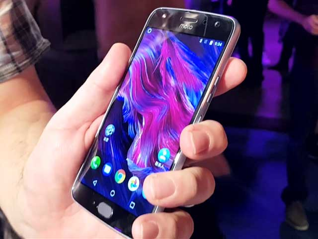 Video : Moto X4 First Look