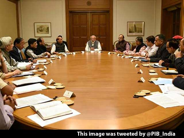 Video : PM Modi's Big Cabinet Reshuffle Today