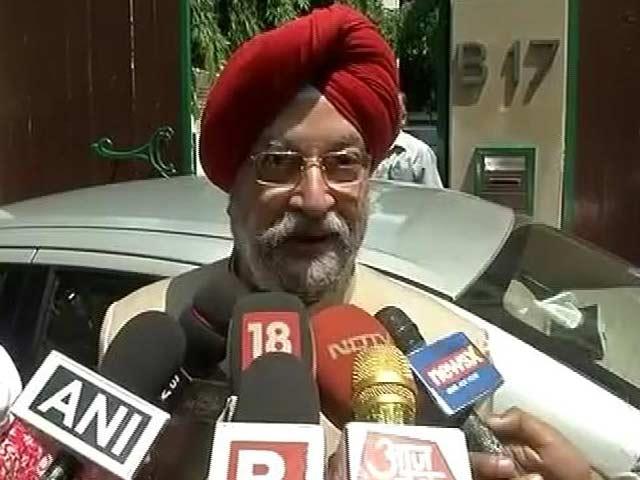 Videos : शपथ लेने के बाद मोदी कैबिनेट के नए मंत्रियों ने मीडिया से बात की