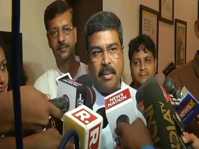 Video : Dharmendra Pradhan On Cabinet Reshuffle: Grateful To PM Modi For Promotion