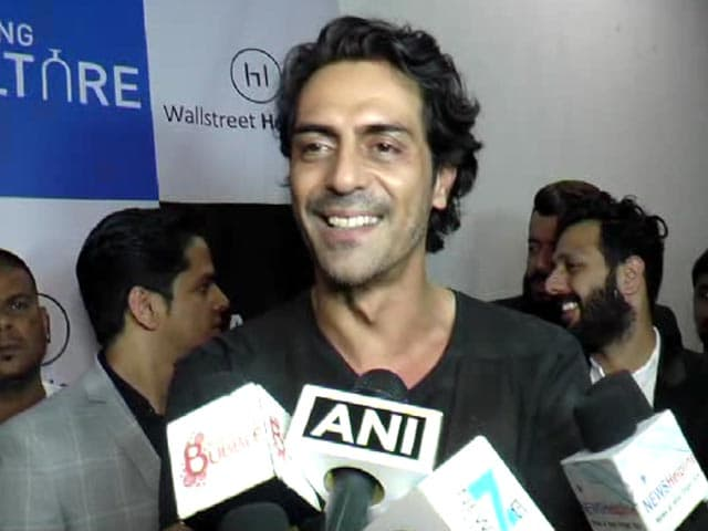Video : I Am Sure People Will Like <i>Daddy</i>: Arjun Rampal