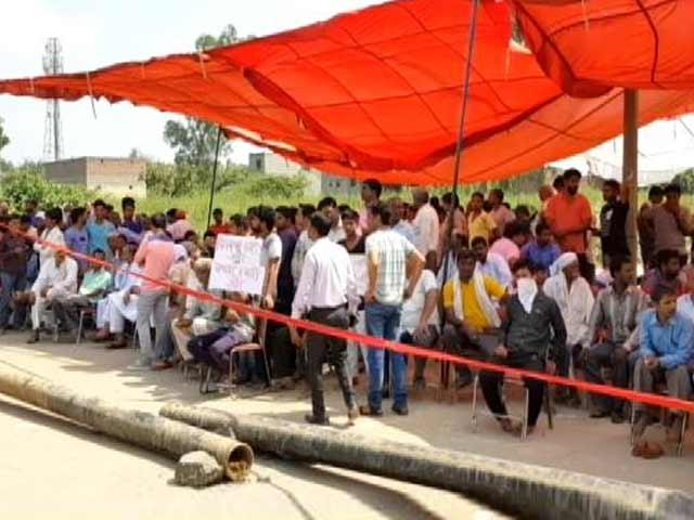 Videos : ग्राउंड रिपोर्ट : लोगों ने जताया विरोध, रानी खेड़ा को गाजीपुर नहीं बनने देंगे