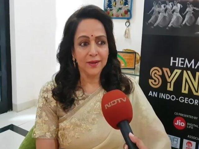 Video : डांस से हेमा मालिनी का खास लगाव, देखिए NDTV से खास बातचीत