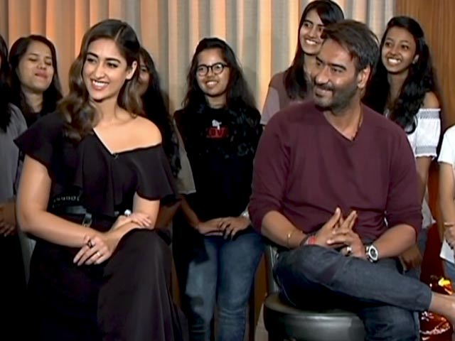 Ileana D'Cruz On Why She Signed Baadshaho