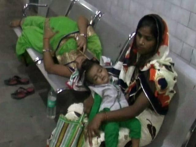 Videos : फ़र्रुख़ाबाद: बच्चों की मौत पर अस्पताल अधिकारियों के खिलाफ FIR पर सरकार ने लगाई रोक