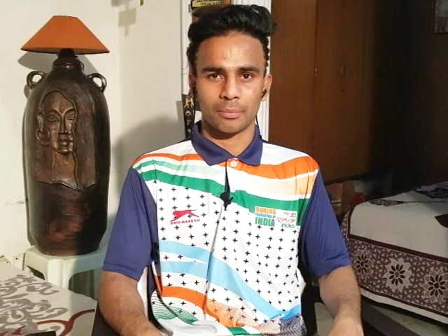 Video : Want To Win An Olympic Medal For My Father: Gaurav Bidhuri