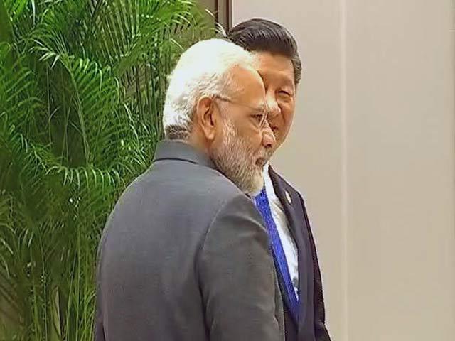 Videos : इंडिया 8 बजे: मिलजुल कर काम करेंगे भारत और चीन