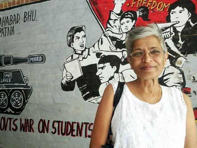 Video : बेंगलुरु में पत्रकार गौरी लंकेश की हत्या