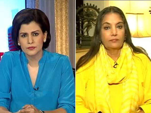 Video : Horrified At Gauri Lankesh's Murder: Shabana Azmi