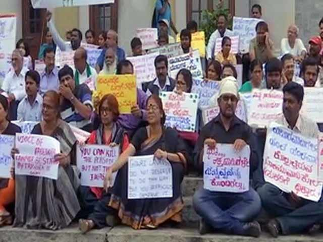 Videos : नेशनल रिपोर्टर: गौरी लंकेश की हत्या के खिलाफ देशभर में विरोध-प्रदर्शन