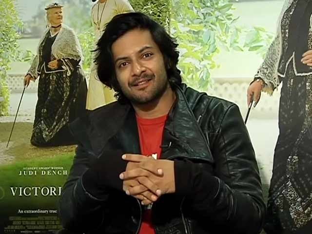 Video : Judi Dench Is Child-Like, But A Stickler For Rehearsals: Ali Fazal