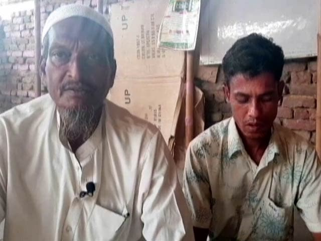 Video : Death Over Deportation To Myanmar Please, Says A Rohingya In Delhi