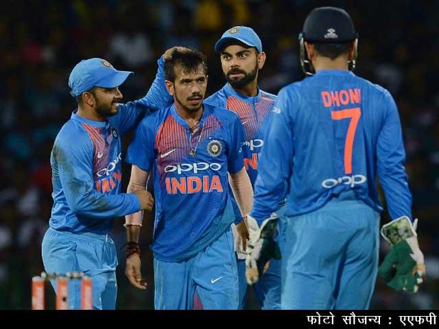 Videos : भारत ने टी-20 मैच भी जीतकर श्रीलंका का सूपड़ा साफ किया