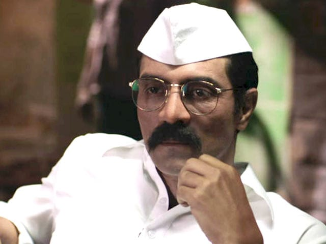 Video : First Impressions of Arjun Rampal's <i>Daddy</i>
