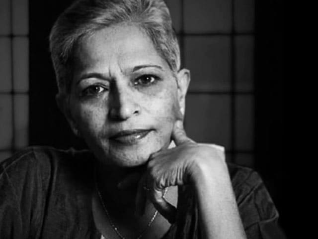 Video : Gauri Lankesh Got No Hate Mail From Naxals, Says Sister, Brother Clarifies Too