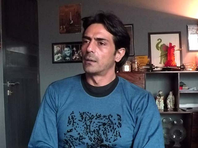 Video : Mumbai Police Helped Me In Making <i>Daddy</i>: Arjun Rampal