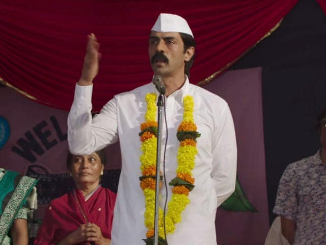 Video : First Day First Show Reactions Of Arjun Rampal's <i>Daddy</i>