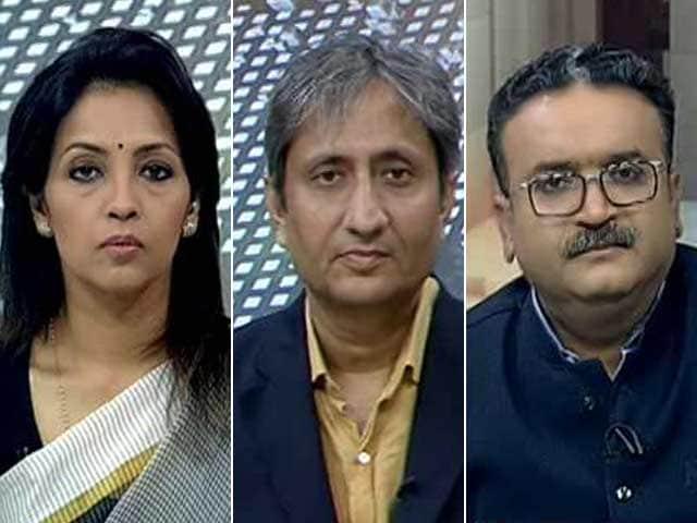 Video : मैंने प्रधानमंत्री को गुंडा नहीं कहा: रवीश कुमार