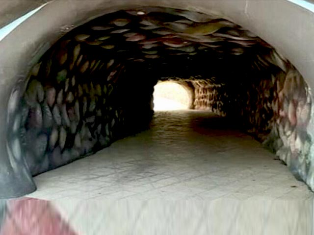Video : खुलासा : राम रहीम के डेरे में बनी है एक लंबी सुरंग