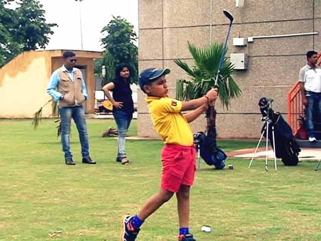 Videos : गोल्फ अब सिर्फ अमीरों का खेल नहीं