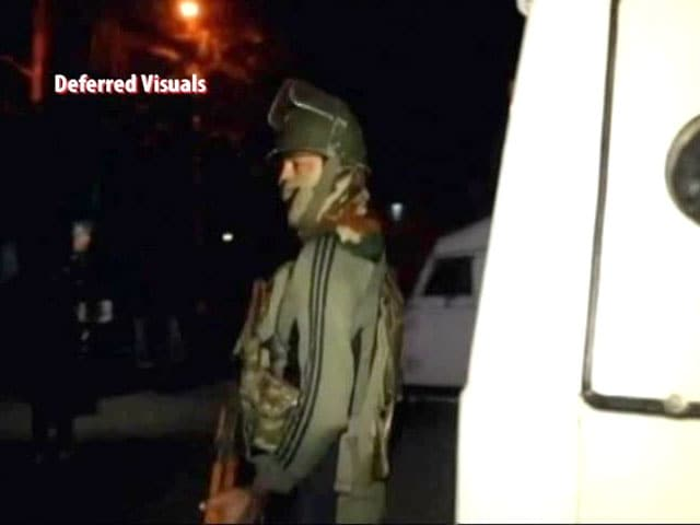 Video : 2 Terrorists Killed In Encounter With Forces In Kulgam