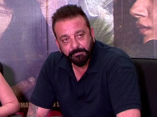 Video : India Is Unsafe For Women & Children: Sanjay Dutt