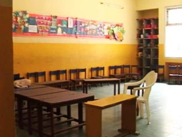 Video : In Pradyuman's Classroom In Gurgaon School, His Photo Pinned To Notice Board